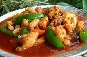 Resepi Ayam Paprik